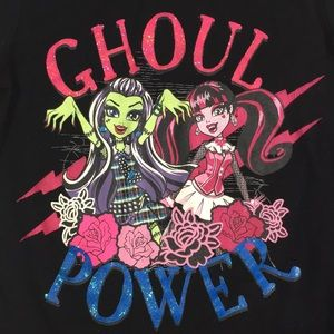 Disney Ghoul Power for girls in excellent used